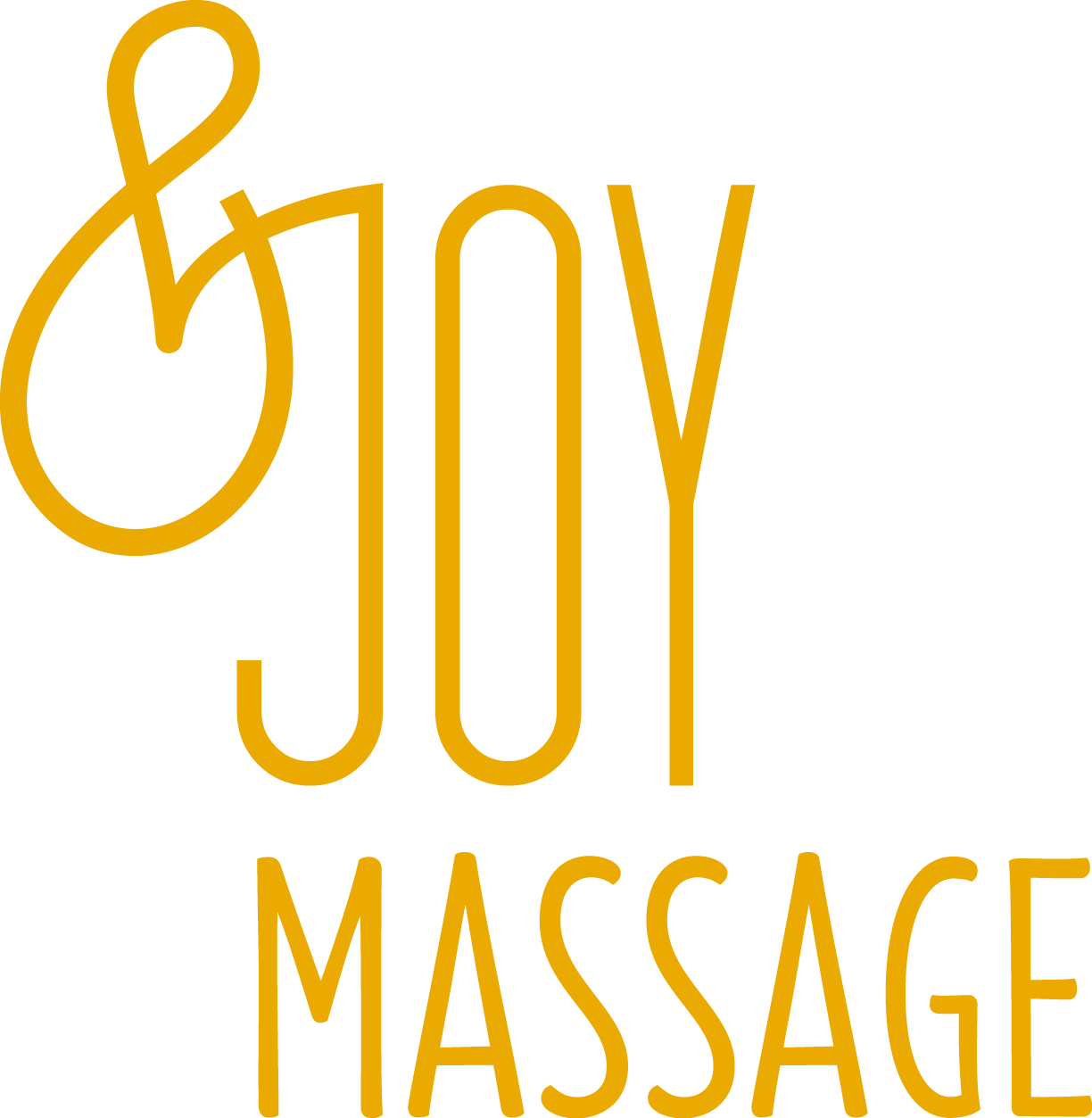 JOY titellogo MASSAGE web