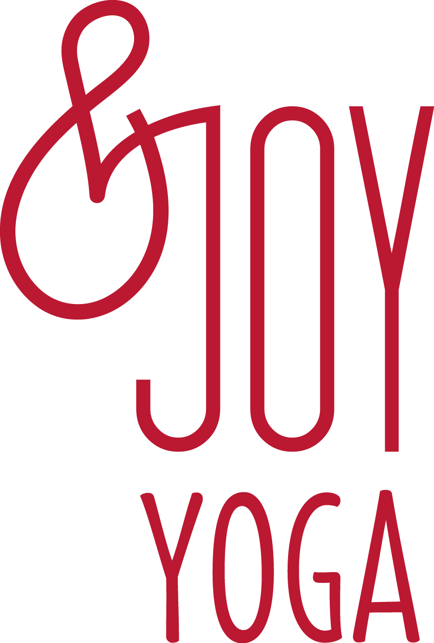 JOY titellogo YOGA web