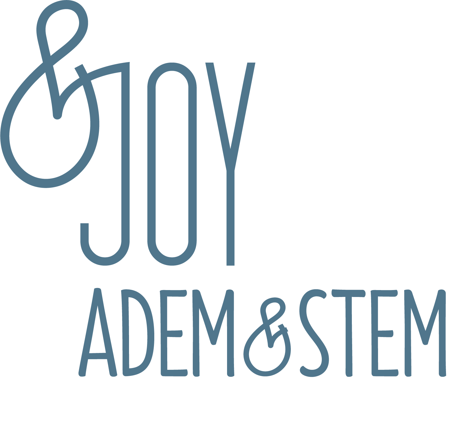 JOY titellogo ademstem web